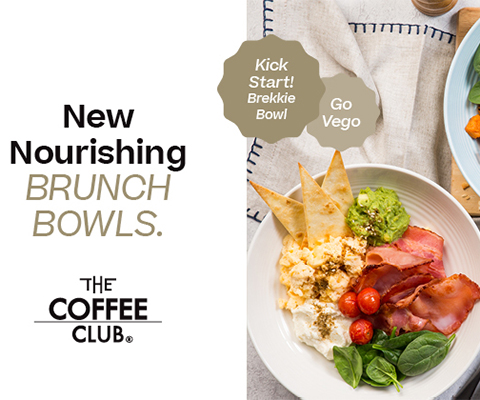 Poke an Acai Bowls now available at The Coffee Club